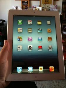 My iPad3