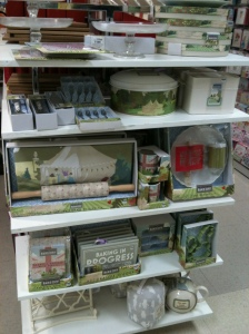 Great British Bake Off range in Marks and Spencers