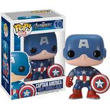 Captain America Pop Vinyl figure
