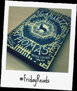 Friday Reads Scarlett Thomas Our Tragic Universe