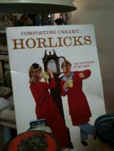 Amazing Horlicks advertisement