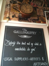 The Gallimaufry on Gloucester Road
