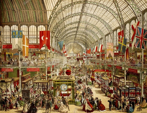 Great Exhibition 1851, Crystal Palace