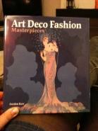 Art Deco Fashion book