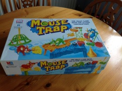 New board game - £2.50 from the charity shop!