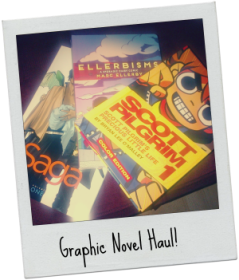 New graphic novels from Page 45