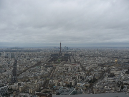 Paris is BIG!