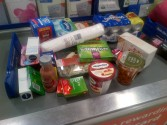 Our cold-fuelled shopping trip - ice cream, matchmakers and medication!