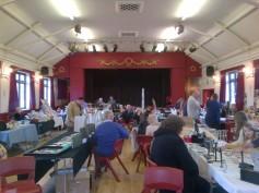 Burton Joyce village hall vintage fair