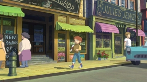 Ni No Kuni: The Wrath of the White Witch