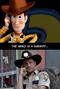 The Walking Dead and Toy Story are the SAME!