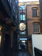 Ye Olde Cheshire Cheese
