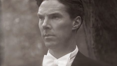 Well, hello Mr Cumberbatch