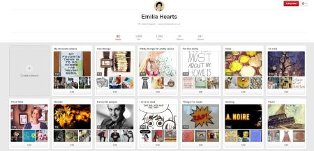 emiliahearts on Pinterest