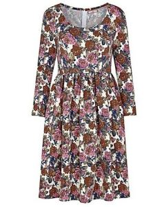 Joe Brown's Sugar Loaf Mountain dress - Simply Be