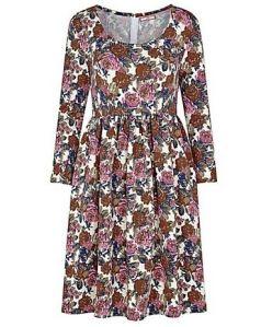 Joe Brown's Sugar Loaf Mountain dress - Simply Be