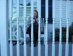 Me on the porch