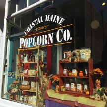 Coastal Maine Popcorn Co in Portland, ME